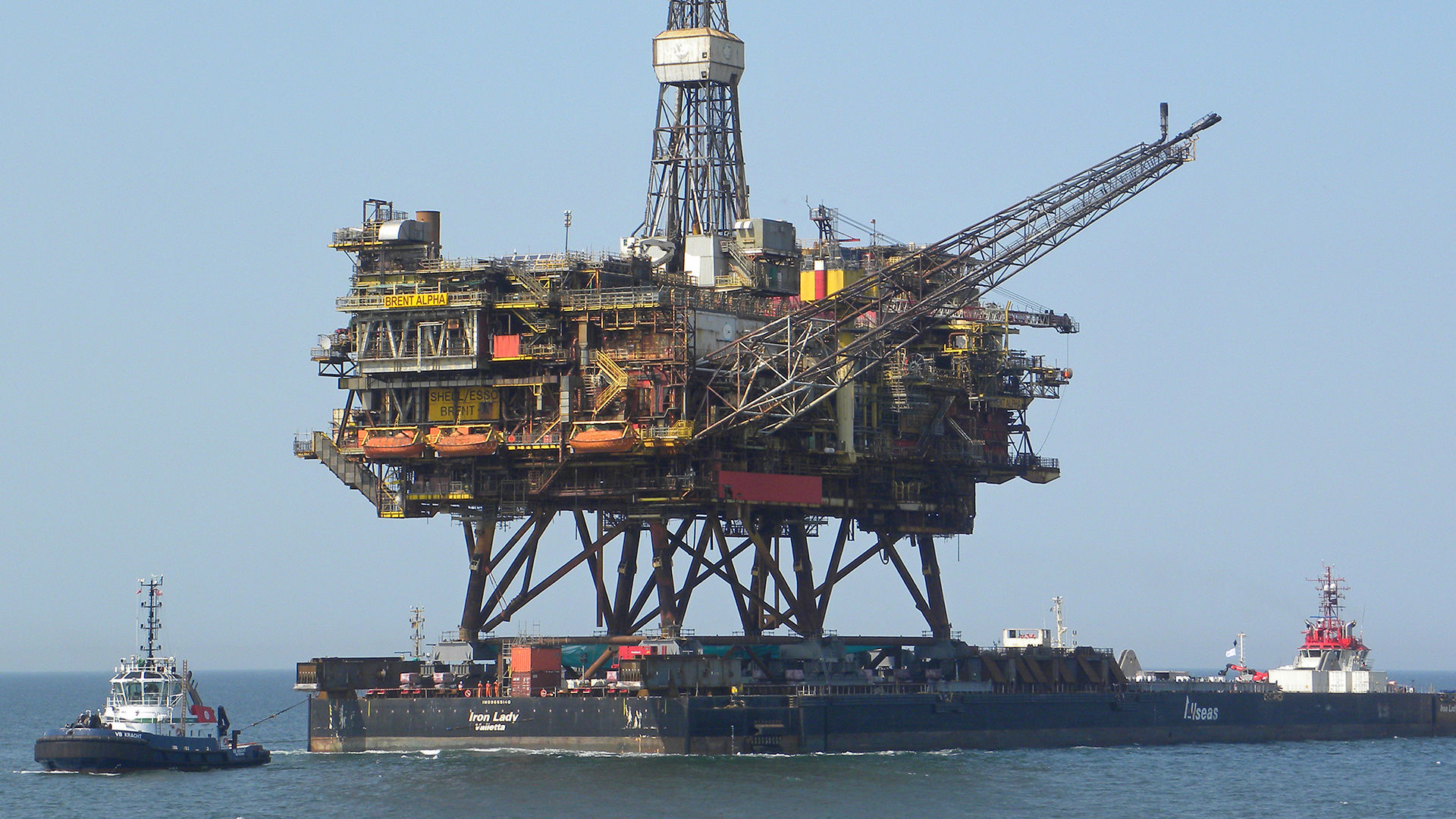 offshore towage